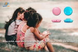GPS Tracker for children and elder