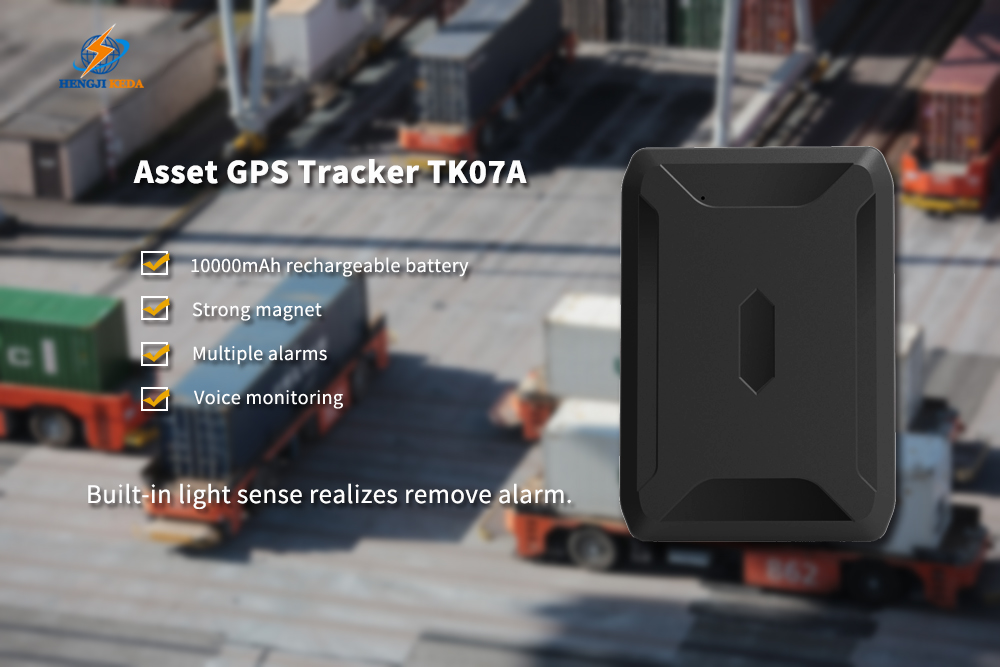 GPS tracker for the logistics and transportation industry