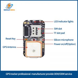 GPS tracking PCB board