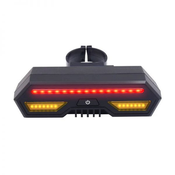 Wireless Control Smart Turning Signal Device with GPS Tracker